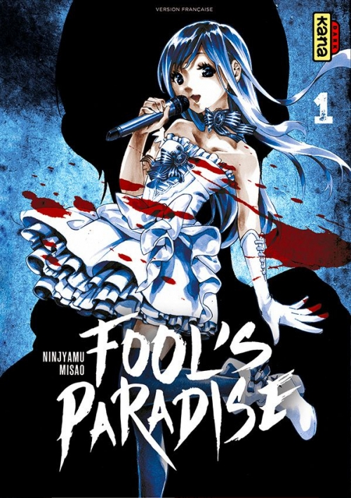 Couverture Fool's Paradise, tome 1