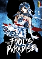 Couverture Fool's Paradise, tome 1 Editions Kana (Dark) 2018