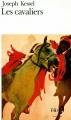 Couverture Les Cavaliers Editions Folio  1990