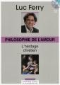 Couverture Philosophie de l'amour Editions Le Figaro 2013