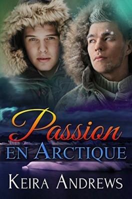 Couverture Passion en Arctique