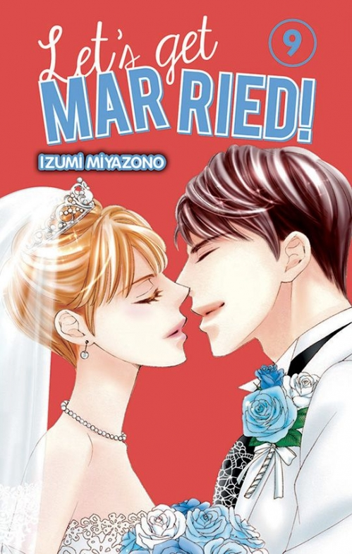 Couverture Let's get married!, tome 9
