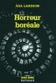 Couverture Horreur boréale Editions Gallimard  (Série noire) 2006