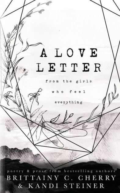 Couverture A Love Letter from the Girls Who Feel Everything