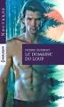Couverture Le domaine du loup Editions Harlequin (Nocturne) 2017