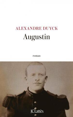 Couverture Augustin
