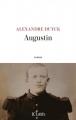 Couverture Augustin Editions JC Lattès 2018