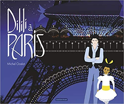 Couverture Dilili à Paris