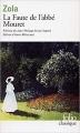 Couverture La faute de l'abbé Mouret Editions Folio  2006