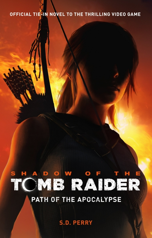 Couverture Shadow of The Tomb Raider - Path Of the Apocalypse