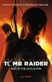 Couverture Shadow of The Tomb Raider - Path Of the Apocalypse Editions Titan Books 2018