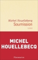 Couverture Soumission Editions Flammarion 2015