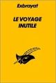 Couverture Le voyage inutile Editions du Masque 1989