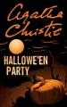 Couverture La fête du potiron / Le crime d'halloween Editions HarperCollins (Agatha Christie signature edition) 1969