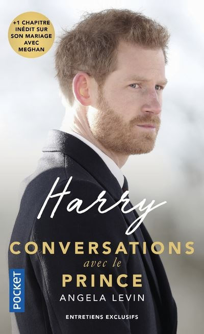 Couverture Harry : Conversations avec le prince