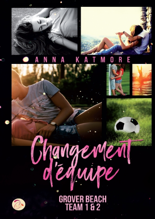 Couverture Grover beach team, double, tomes 1 et 2