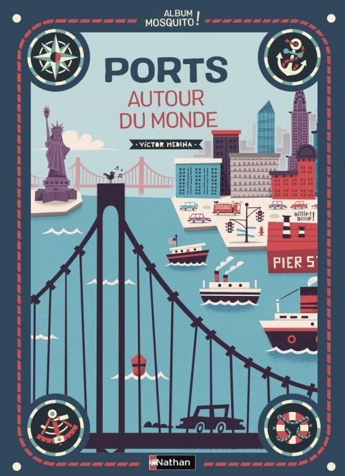 Couverture Ports autour du monde