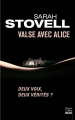 Couverture Valse avec Alice Editions HarperCollins 2018