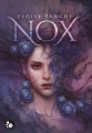 Couverture Nox Editions du Chat Noir 2018