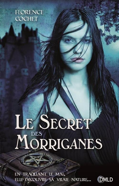 Couverture Le secret des Morriganes