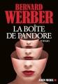 Couverture La boîte de Pandore Editions Albin Michel 2018