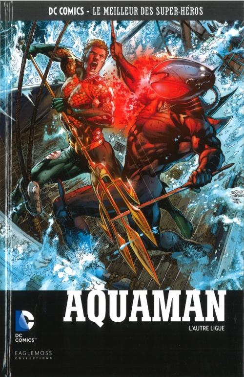 Couverture Aquaman (Renaissance), tome 2 : L'autre Ligue