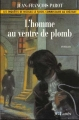 Couverture L'Homme au ventre de plomb Editions JC Lattès 2000