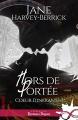 Couverture Coeur itinérant, tome 1 : Hors de portée Editions Infinity (Romance passion) 2017