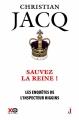 Couverture Les enquêtes de l'inspecteur Higgins, tome 29 : Sauvez la reine ! Editions XO 2018