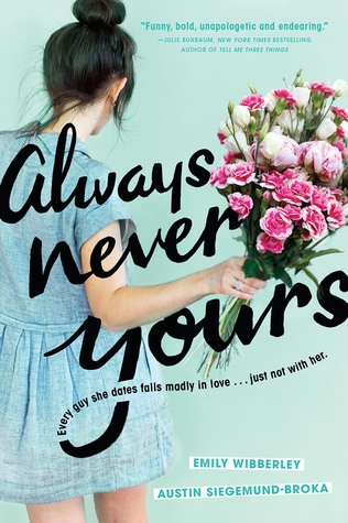 Couverture Always never yours