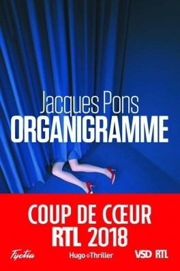 Couverture Organigramme