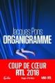 Couverture Organigramme Editions Hugo & cie (Thriller) 2018
