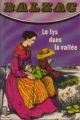 Couverture Le lys dans la vallée Editions Le Livre de Poche 1983