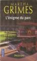 Couverture Jury et Plant, tome 15 : L'énigme du parc Editions Pocket (Policier) 2007