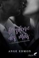 Couverture Le silence des mots, tome 1 : Circonstance & désaccords Editions Black Ink 2018