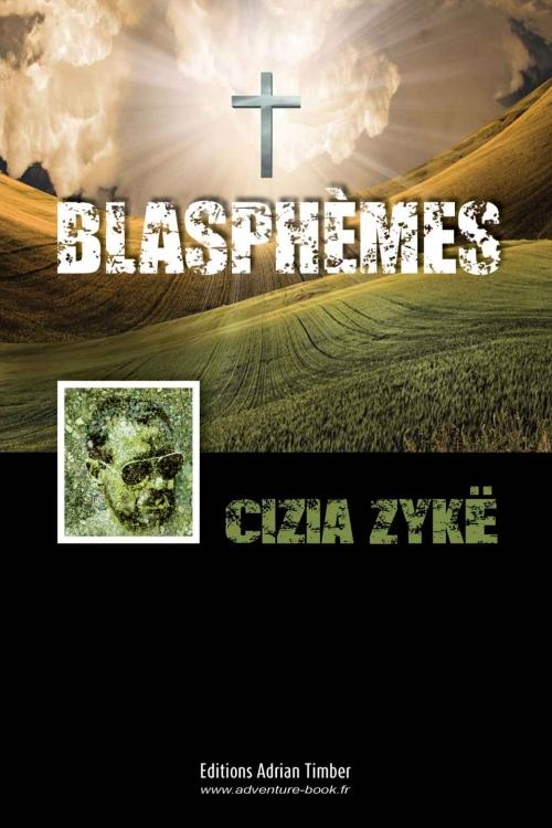 Couverture Blasphèmes