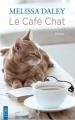 Couverture Le café chat Editions City (Poche) 2018