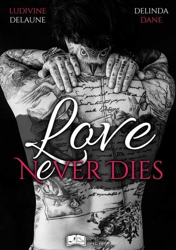 Couverture Love never Dies