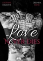 Couverture Love never Dies Editions Something else 2018