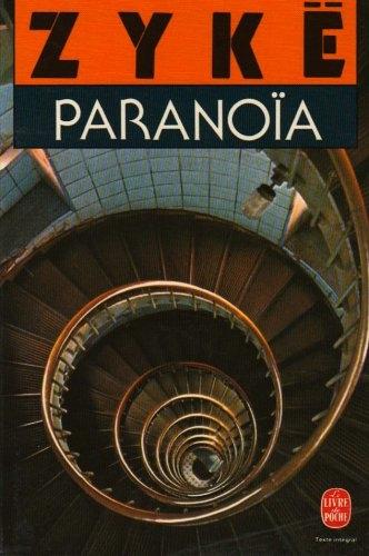 Couverture Paranoïa
