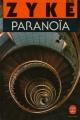 Couverture Paranoïa Editions Le Livre de Poche 1990