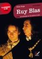 Couverture Ruy Blas Editions Hatier (Classiques & cie - Lycée) 2014