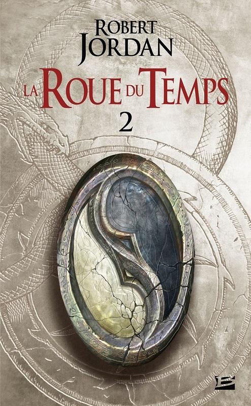 Couverture La Roue du Temps, tome 02 : L'Oeil du monde