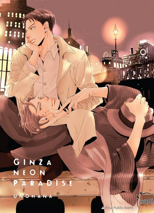 Couverture Ginza Neon Paradise
