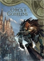 Couverture Orcs & Gobelins, tome 4 : Sa'ar Editions Soleil 2018