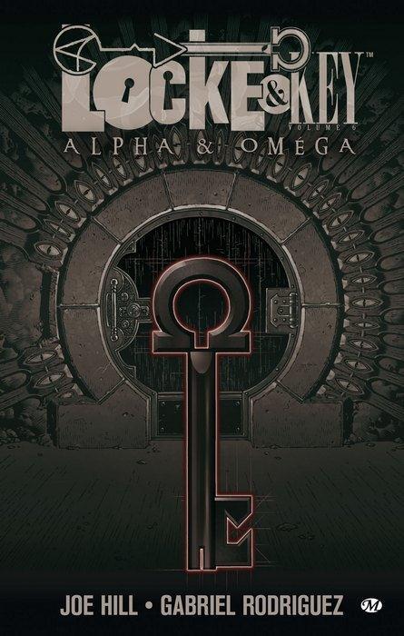 Couverture Locke & Key, tome 6 : Alpha & oméga