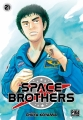 Couverture Space brothers, tome 21 Editions Pika (Seinen) 2017