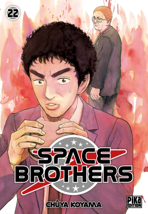 Couverture Space brothers, tome 22