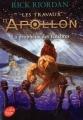 Couverture Les travaux d'Apollon, tome 2 : La prophétie des ténèbres Editions Le Livre de Poche (Jeunesse) 2018