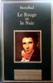 Couverture Le Rouge et le Noir Editions Au sans pareil (La bibliothèque des chefs-d'oeuvres) 1996